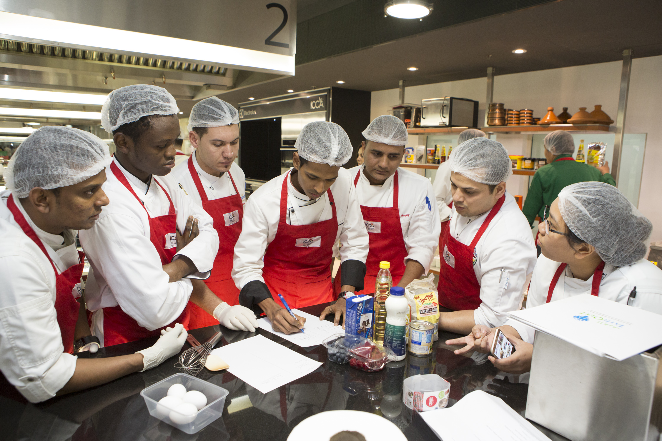 Nestle and Tathqeef Nutrition Chef Training Batch 2